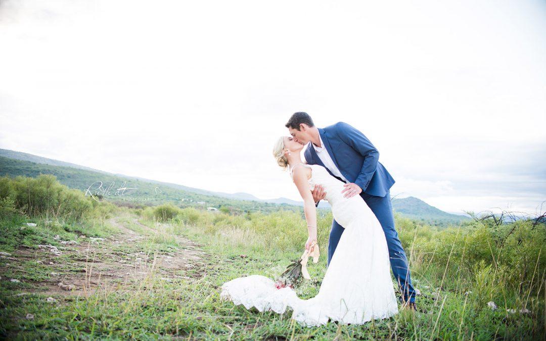 {Ricky & Coral Wedding – Lapeng Guest Lodge} Bushveld Wedding