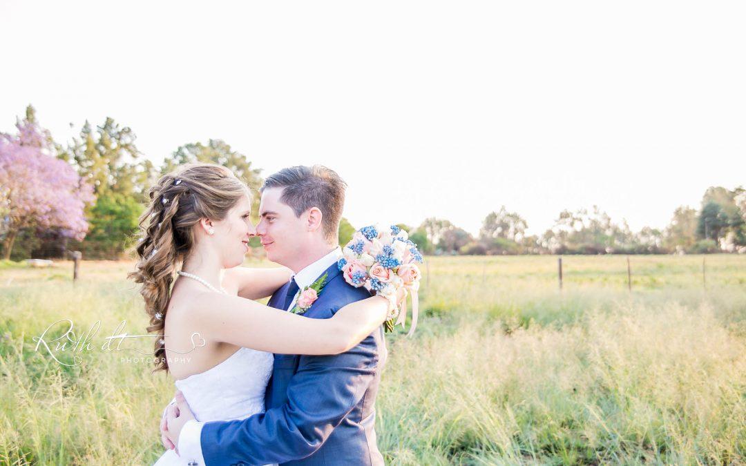 {James & Dané Wedding} Everwood Country Estate