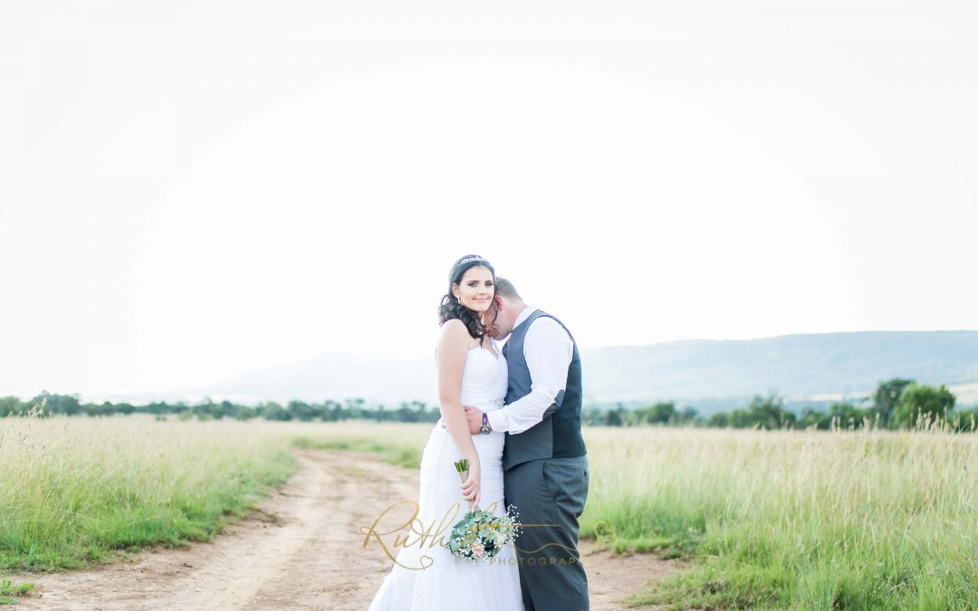 {Saxon & Candice Wedding Askari Lodge}