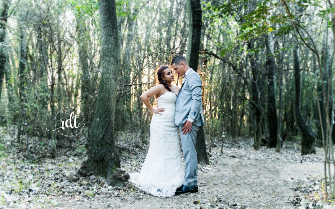 {Luke & L'Oreal Wedding – In the Forest Venue}