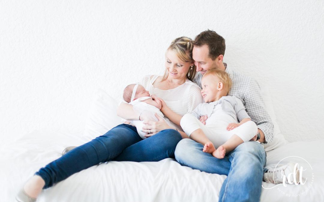 {Studio Family/ Newborn Shoot}
