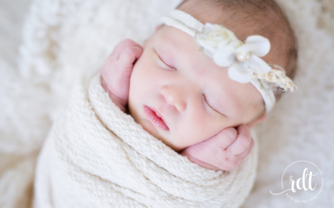 NEWBORN SESSION | STUDIO