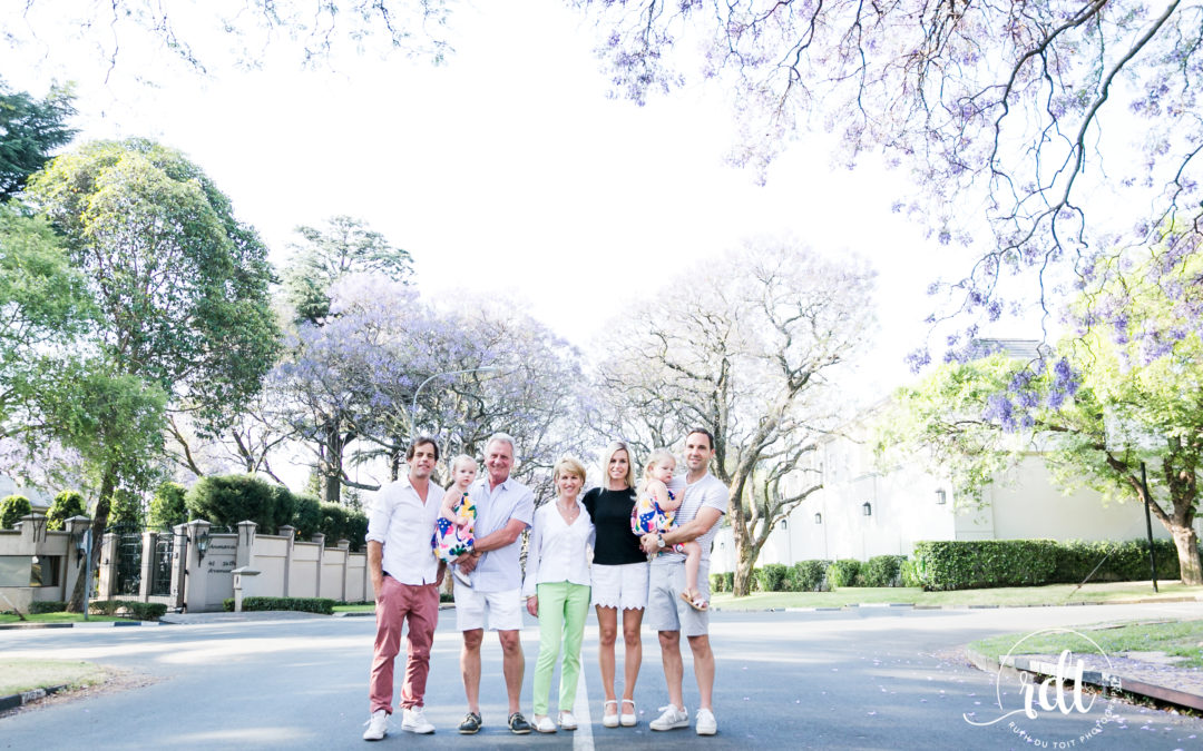 FAMILY | SESSION |JACARANDA MINI
