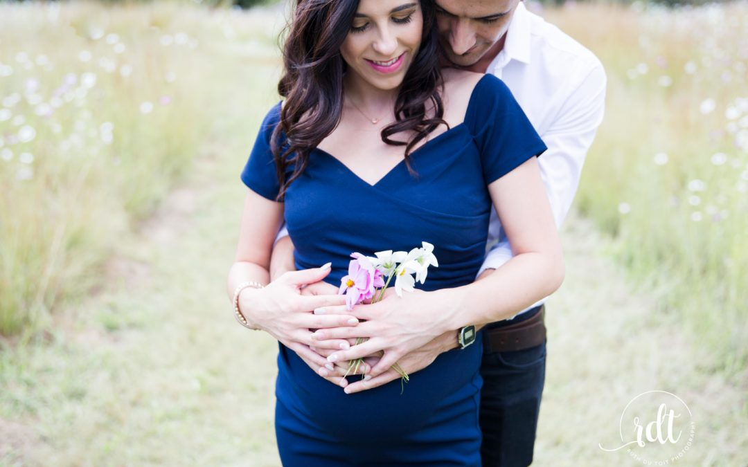 MATERNITY SESSION | COSMOS SHOOT
